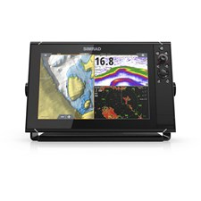 NSS12 evo3 with C-MAP® US Enhanced Charts