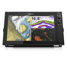 NSS16 evo3 with C-MAP® US Enhanced Charts