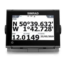 Simrad P3007 GPS System with GS70 Antenna