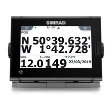 Simrad P3007 GPS System with HS80A Antenna